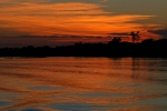 Sunset over River Paraguay2