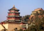 Foxiangge (Buddhist Tower) Kunming Lake