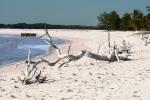 Beach scene West Coast Madagascar
